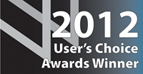 2012 Weddle's User's Choice Awards Winner