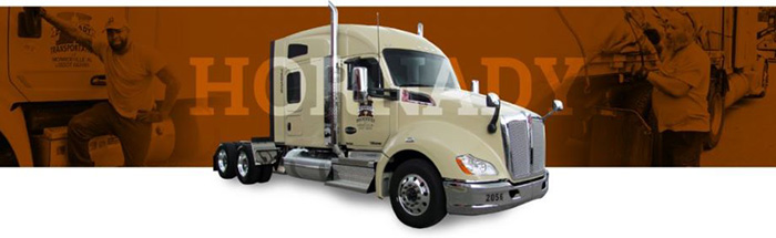 LP CDL A OTR Flatbed Driver 67% Revenue of Load (Hornady)