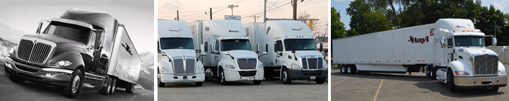 Regional OTR Class A CDL Truck Drivers - Dallas, TX - JRayl Transport