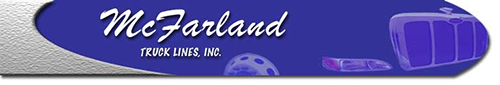 Class A CDL Company Drivers - Home Weekly - Cincinnati, OH - McFarland Truck Lines, Inc.