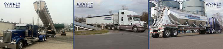 Class A CDL Owner Operators-Average Annual Pay 150-200 Depending on Division - Bolingbrook, IL - OAKLEY TRUCKING