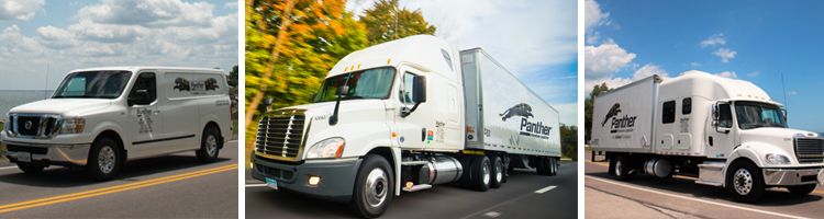 Class A Owner Operators and Fleet Owners: Sign-On Bonus - Springfield, MA - Panther Premium Logistics