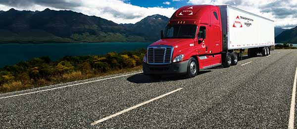 CDLA Team Truck Drivers Needed - Maine - Total Transportation