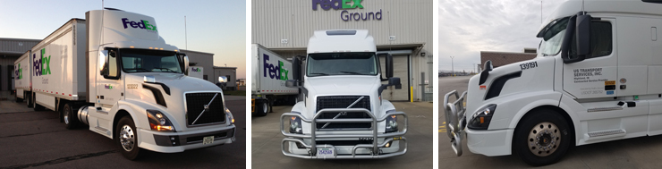 Home Every Weekend CDL A OTR Company Driver - Madison, WI - US Transport Services Inc.