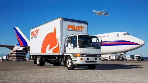 Account Executive - Hayward, CA - Pilot Freight Services