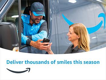 Delivery Associates - Gladstone, OR - Amazon