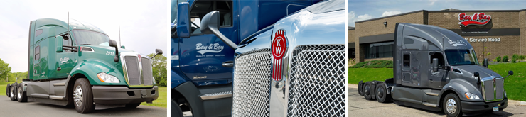 Regional/OTR Class A CDL Driver: Newer Trucks - Indianapolis, IN - Bay and Bay Transportation