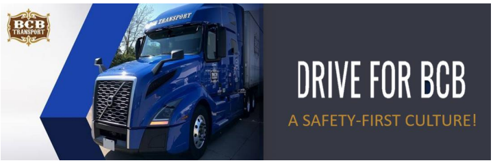CDL A Drivers Solo and Teams: MONEY LANES Available! - Maryland - BCB Transport