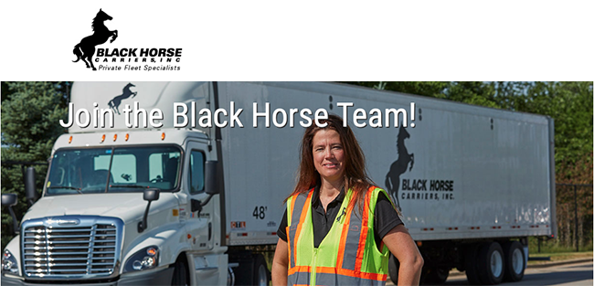 Driver Class A CDL - Allentown, PA - Black Horse Carriers