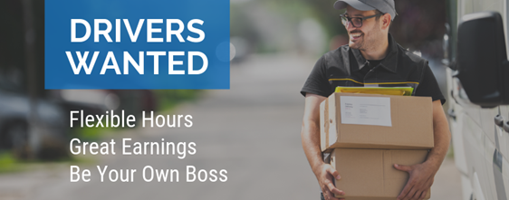 Last Mile Delivery Driver - Levittown, PA - Capstone Logistics
