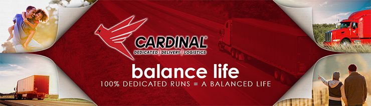 CDL A Truck Driver Company Drivers Troy OH - Troy, OH - Cardinal Logistics