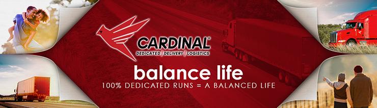 CDL A Truck Driver Company Drivers Portland OR - Portland, OR - Cardinal Logistics