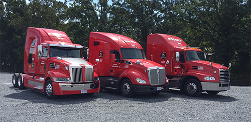 Average 2,500 Miles Home Weekly Routes CDL A OTR Driver - North Carolina - Chief Express