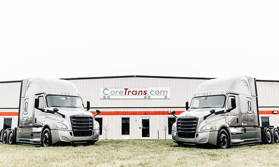 Regional CDL A Drivers - 100 Percent No Touch Freight, Hazard Pay Additional 5cpm - Cleveland, OH - CoreTrans