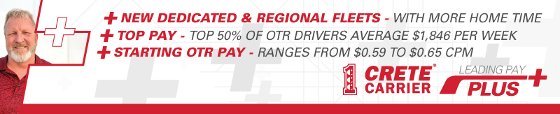 CDL-A Driver - Midwest Region, Home Weekends. Top 50% CDL A average $71,000 - Columbus, OH - Crete Carrier Corporation