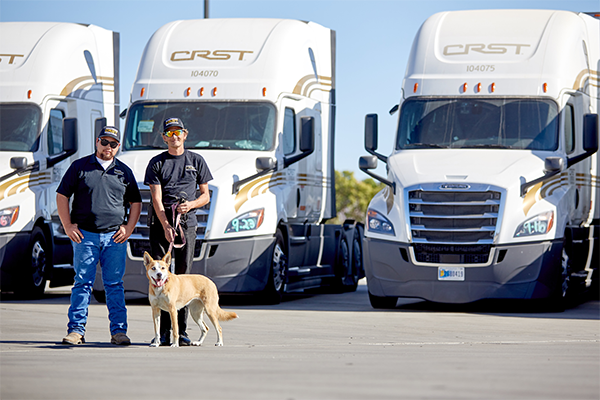 Dedicated Solo CDL A Driver - Hiring Immediately! - Denver, CO - CRST Dedicated East