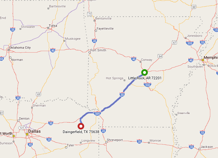 Class A CDL Dedicated Owner Operators - Little Rock and Daingerfield, TX - Memphis, TN - OAKLEY TRUCKING