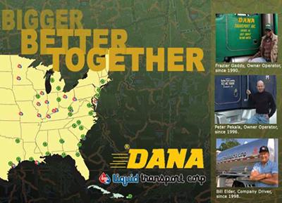 Local, Regional, OTR Company And Owner Operator Drivers - Alliance, OH - Dana Companies - Dry Bulk