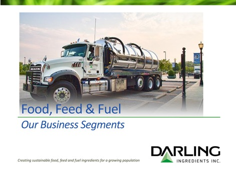 Local Routes Home Daily Tanker Driver CDL A - Murfreesboro, TN - Darling Ingredients