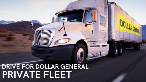 Regional CDL A Company Drivers - Raleigh, NC - Dollar General