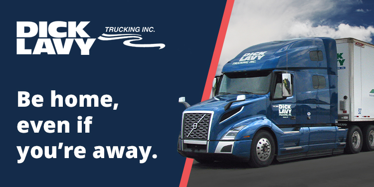 CDL Class A Regional Truck Drivers - Home most weekends - $1,500 Sign On Bonus For a Limited Time Only - Hilliard, OH - Dick Lavy Trucking