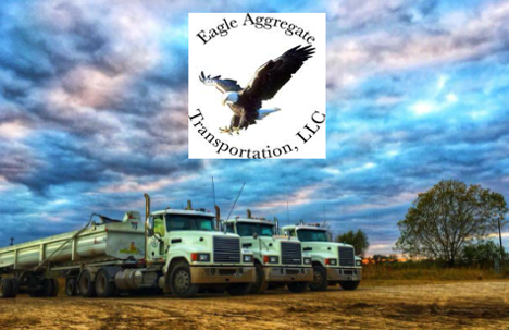 Local Class A CDL End Dump Owner Operator Drivers- Home Daily! - Denton, TX - Eagle Aggregate Transportation