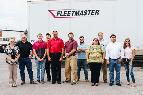 Terminal Manager - Willing to WORK - Dallas, TX - Fleetmaster Express
