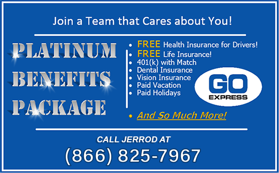 CDL A OTR/Regional Drivers - Unmatched Health Coverage - Minneapolis, MN - Greater Omaha Express