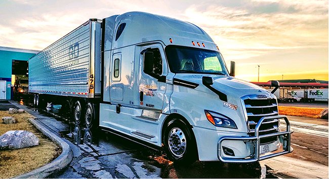 Class A CDL Drivers: Dedicated Routes Available Regional or OTR - Arlington, TX - Greater Omaha Express