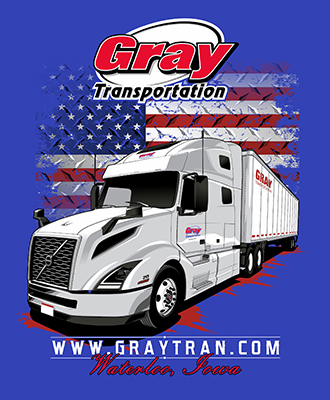 CDL A OTR Truck Drivers - $1,000 Sign On Bonus - Tennessee - Gray Transportation