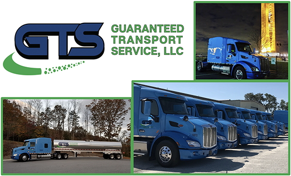 CDL-A Company Solo and Team OTR & Regional Truck Drivers - Excellent Pay! - Paterson, NJ - Guaranteed Transport Services