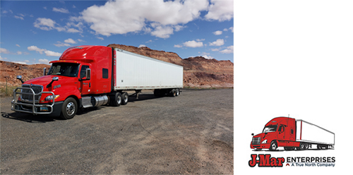 OTR CDL A Company Driver - No Touch Freight - Up to $91K Per Year - Barnesville, MN - J- Mar Enterprises
