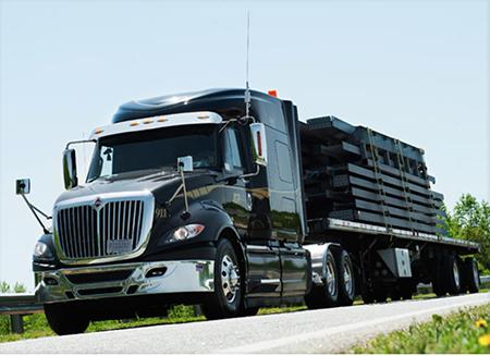 CDL-A Regional & OTR Flatbed Truck Drivers - Richmond, VA - J. Grady Randolph