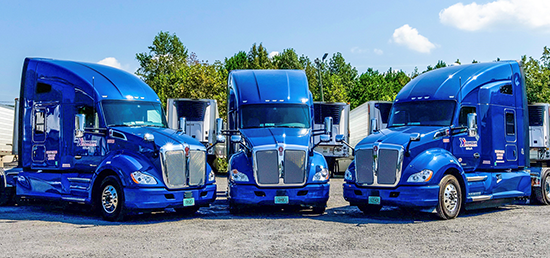 CDL A Solo or Set Team Company Drivers OTR No Touch Reefer - Columbia, TN - Kennesaw Transportation