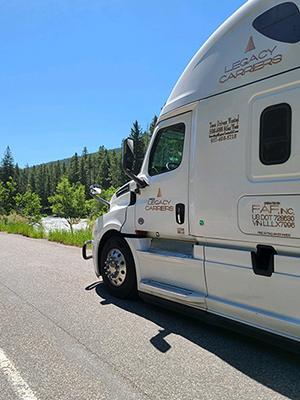 OTR Team CDL A Truck Drivers - Monroe, NC - Legacy Carriers LLC