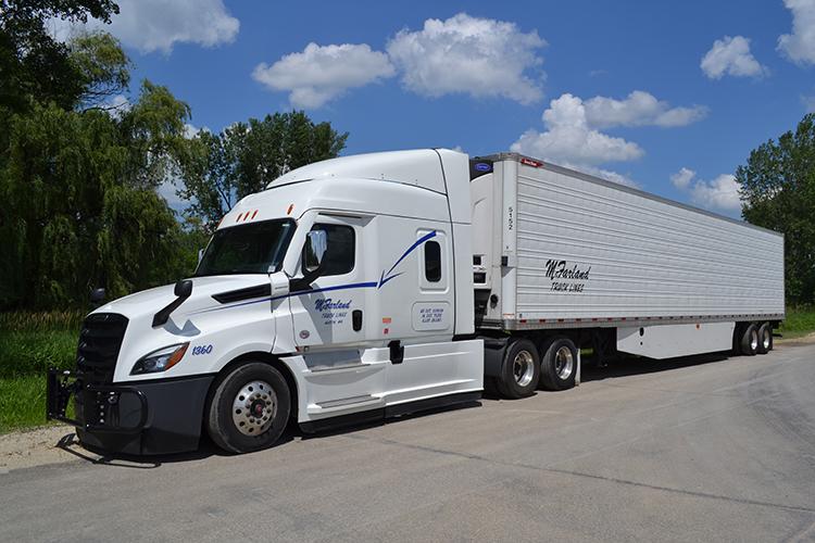 Truck Driver, Class A CDL, OTR Regional - Rochester, MN - McFarland Truck Lines, Inc.