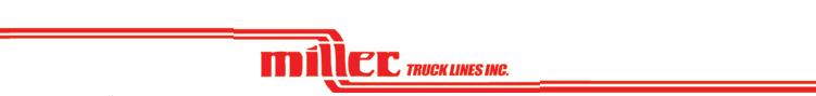 CDL A Truck Drivers - Webb City, MO - Miller Truck Lines