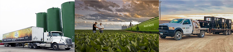 Chemical Delivery Driver - Belgrade, MT - Nutrien Ag Solutions