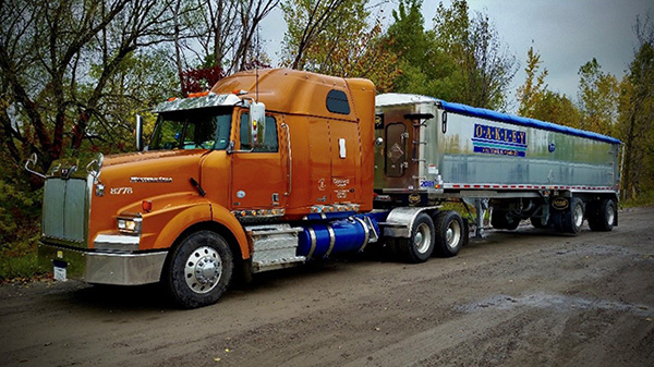 Class A CDL Owner Operators - Hopper Bottom Drivers 150K-200K Average Annual Pay - Cedar Rapids, IA - OAKLEY TRUCKING
