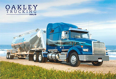 Class A CDL Owner Operators - Great Pneumatics Driver Jobs: 200K  Average Annual Pay! - Georgia - OAKLEY TRUCKING