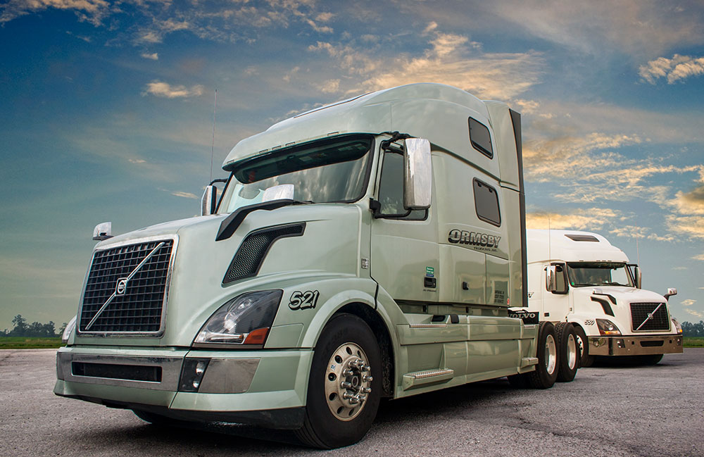 CDL A Truck Drivers! Team Openings Available - Willing to Match! - Socorro, TX - Ormsby Trucking