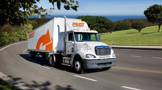 Account Executive - Houston, TX - Pilot Freight Services