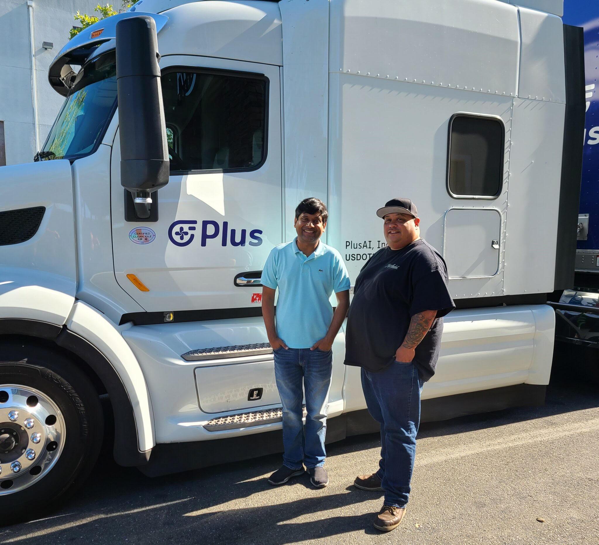 Class A OTR Safety Driver - Mountain View, CA - PlusAI, Inc.