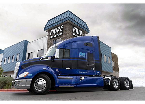 CDL-A TRUCK DRIVER - Fargo, ND - Pride Transport