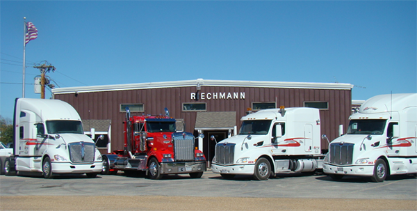 Class A Flatbed Company Drivers - OTR - Independence, KY - Riechmann Transport