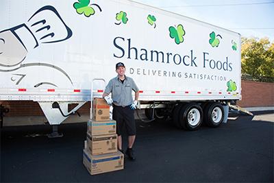 Delivery Driver w/ $7500 Sign On Bonus - Commerce City, CO - Shamrock Foods