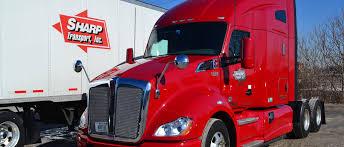 CDL OTR Drivers - 3500 Miles Per Week - Kentwood, LA - Sharp Transport, Inc.