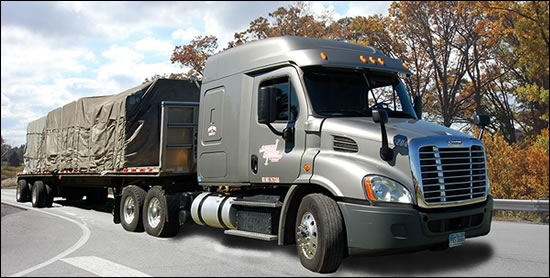 CDL A Regional Company Flatbed Driver - Home Weekly & Weekends  - Cleveland, OH - SOUTH SHORE TRANSPORTATION COMPANY