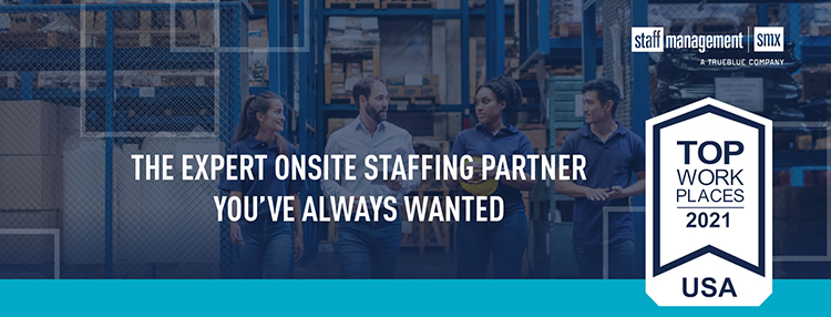 WAREHOUSE PRODUCTION Immediate start! - Yorkville, IL - Staff Management SMX