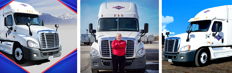 CDL Class A Team DRY VAN - NO TOUCH - Newark, DE - Summitt Trucking